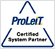 ProLeit Certified Sytem Partner