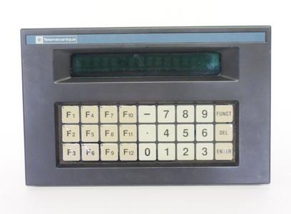 XBT-A75101 - Telemecanique - TELEMECANIQUE XBT-A75101 24VDC