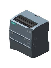 Siemens - S7-1200 CPU 1212C DC/DC/Relay 8DI 6DO 2AI 0-10VDC