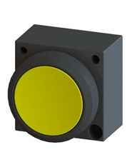 Siemens - 22MM PLASTIC ROUND ACTUATOR, YELLOW