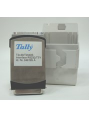 Tally - Tally Interface T2x40/T2040S