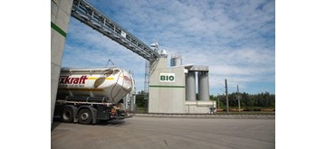 New automation of Fixkraft organic mixing-plant
