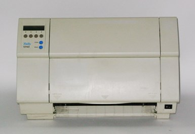 Tally - Tally matrix printer T2145